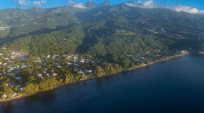 Les îles de la Société : Tahiti et Moorea