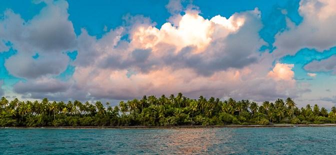TAHANEA l'atoll sauvage des Tuamotus