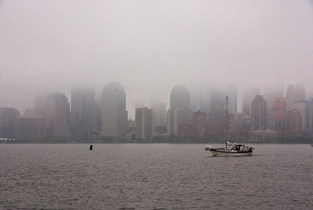 NYC_Fog_Sailboat