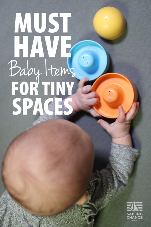 27 MUST HAVE Space Saving Baby Products