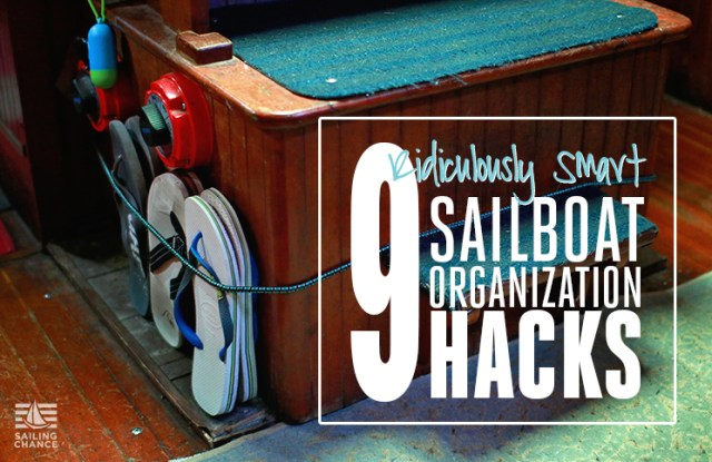 Smart Storage Solutions For Your Sailboat Or Tiny Home