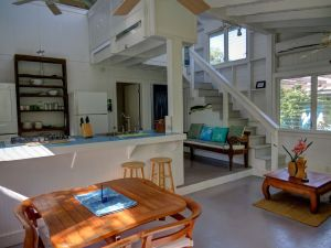 rental home on Lubber's Quarters Cay in Abacos Bahamas