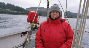What's under the foulies makes a difference. Fleece and synthetics make great offshore clothing!