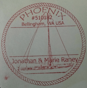 Boat Stamp for Phoenix