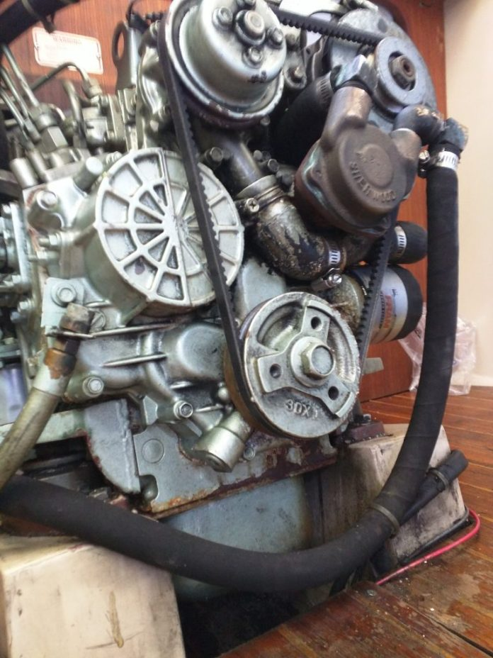 First engine picture June 2016
