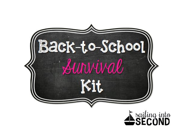 Back-to-School Survival Kit