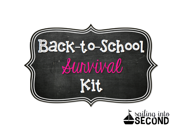 Back-to-School Survival Kit