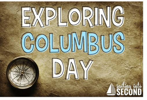 Columbus Day-Sailing into Second
