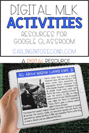 MLK Day activities