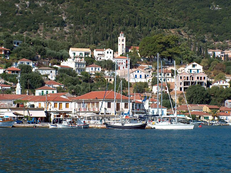 Yacht Charters In The Kefalonia Vathi On Ithaca