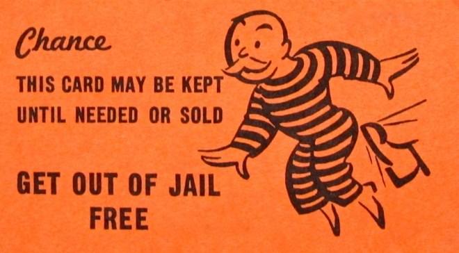 Esci gratis di prigione