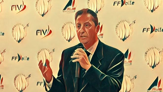 Il presidente FIV