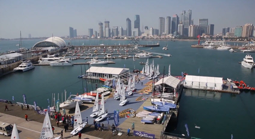 Olympic Legacy Lives On In Qingdao Gtgt Scuttlebutt Sailing News