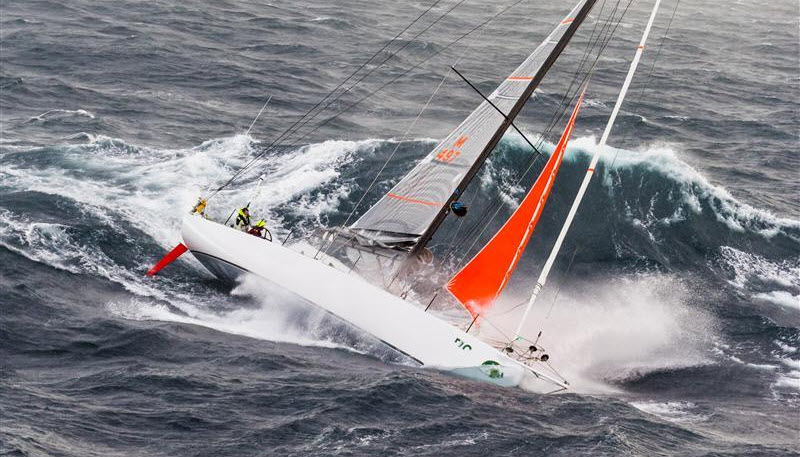 Frightening Forecast Looms For Sydney Hobart Race