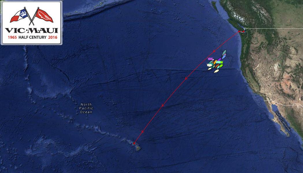 Vic Maui Good Winds Good Times Gtgt Scuttlebutt Sailing News