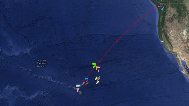 Vic Maui New Kid Bested Old Girl Gtgt Scuttlebutt Sailing News