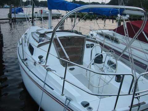 Catalina 27 Tall Rig 1986 Annapolis Maryland Sailboat