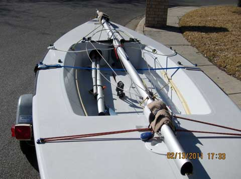 Laser Ii San Antonio Sailboat For Sale From