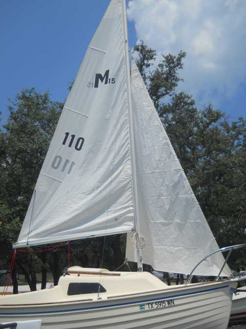 Montgomery 15 1980 Canyon Lake Texas Sailboat For Sale