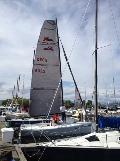 Rocket 22 2005 Nelson BC Canada Sailboat For Sale