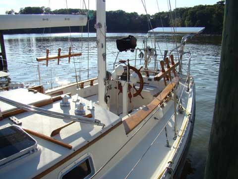 Bayfield 40 1984 Worton Maryland Sailboat For Sale