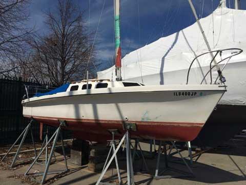 Rhodes 22 1989 Chicago Area Illinois Sailboat For Sale