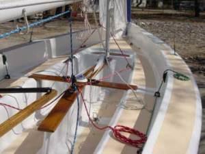 Apollo 16 sailboat for sale