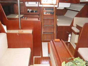 CampC 40 Yacht For Sale