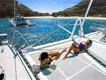 Caribbean Catamaran Sailing Vacations.