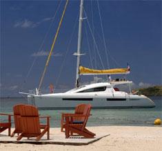 Catamaran Motu Sailing Vacations
