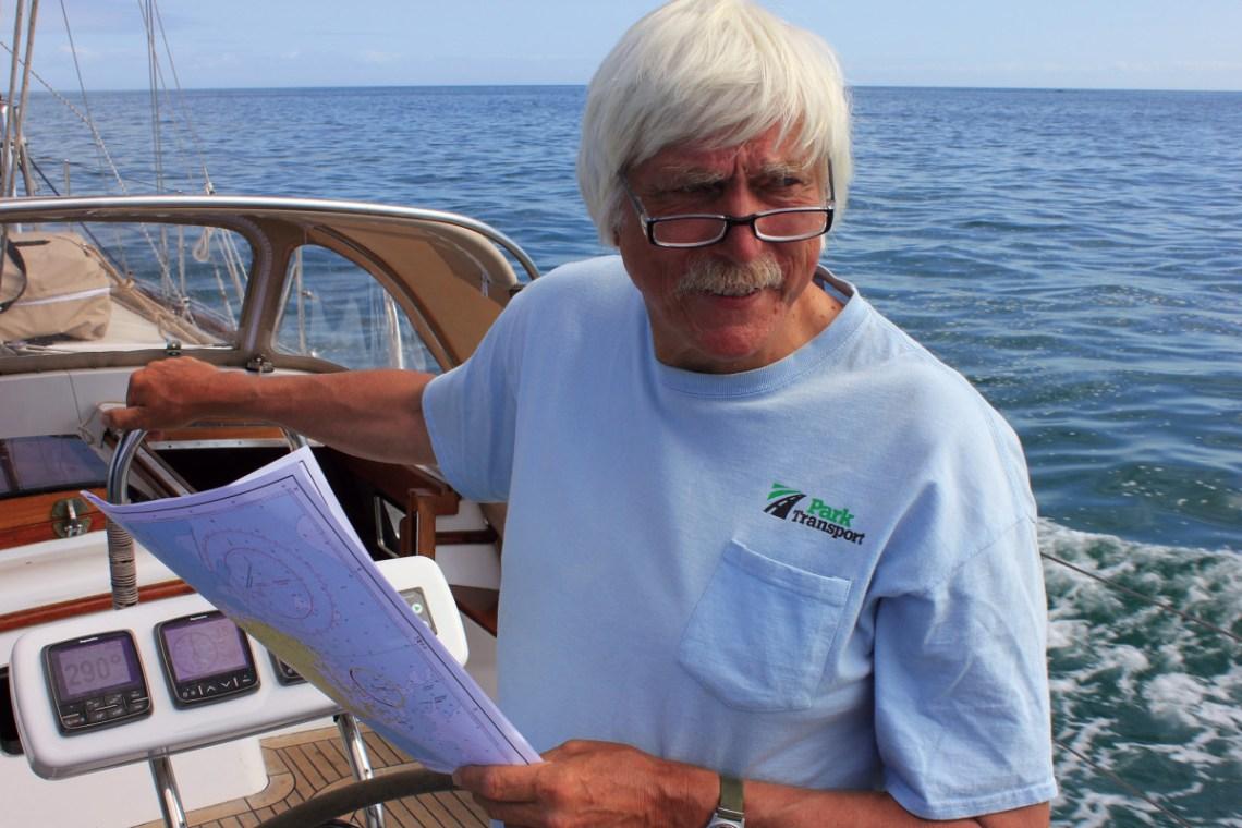 SAIL's Tip of the Week - Kraken Sailing