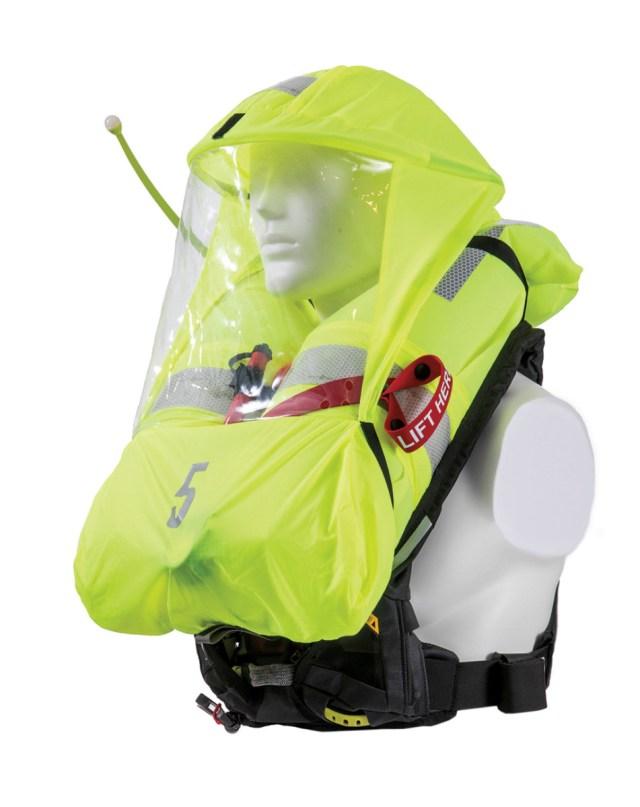 Gear: Spinlock's Deckvest Vito Inflatable Lifejacket - Sail Magazine