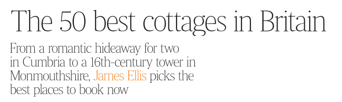The Times header article