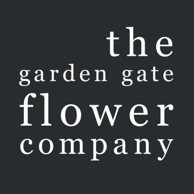 garden gate flower co logo