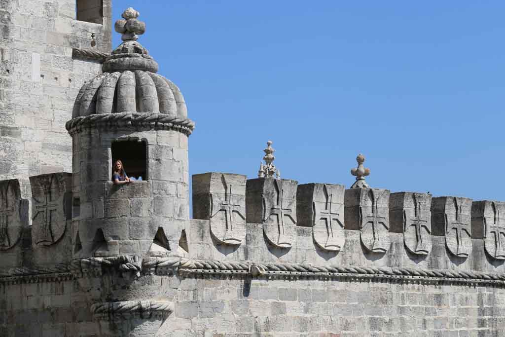 Torre de Belem, Portugal