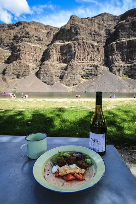 Vegetarian Camping Meal Ideas