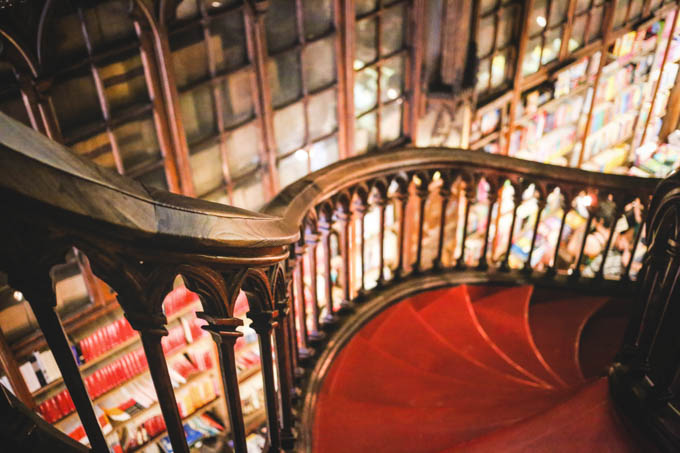 Porto Lello Bookstore