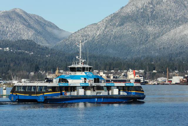 Vancouver SeaBus | Sails & Spices