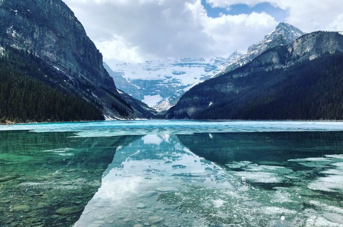 Banff and Lake Louise vegetarian and vegan guide