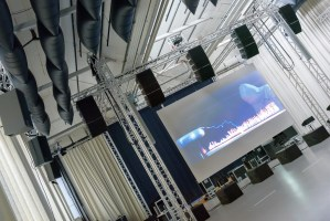 Soundscape-Demohalle