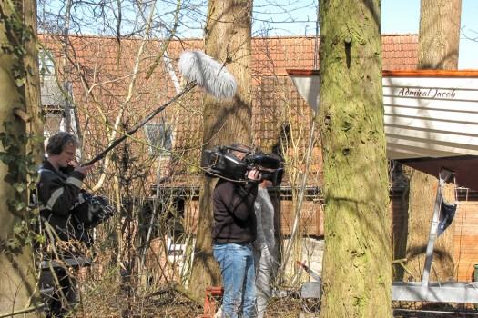 NDR-Dreharbeiten