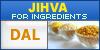 Jihva for ingredients