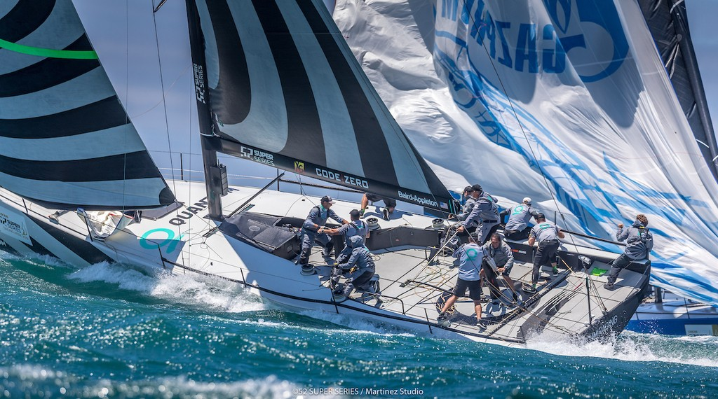 Quantum Racing back to Winning Ways in Cascais