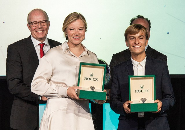 WS Rolex World Sailor Award