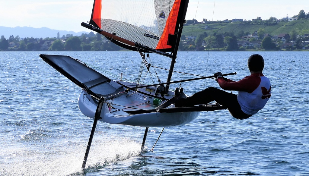 Melges to market Foiling Scow in North America