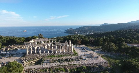 temple-in-aegina-day-sail