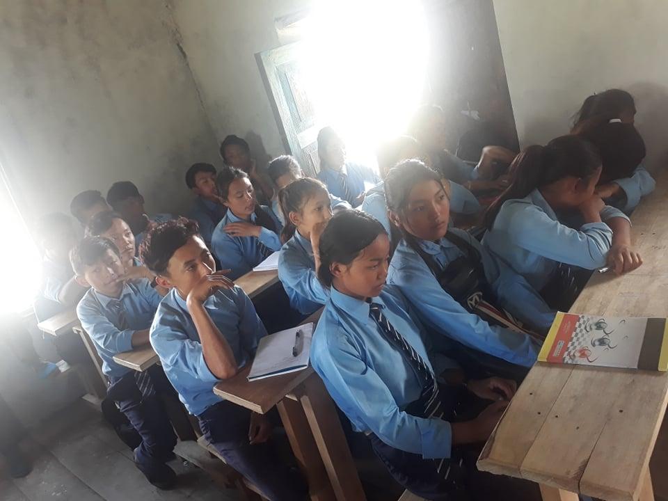 फिदिममा लिम्बू भाषा कक्षा ११ र १२ सुरु