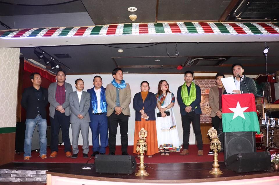 नेपाली समाज जापानमा ढकाल