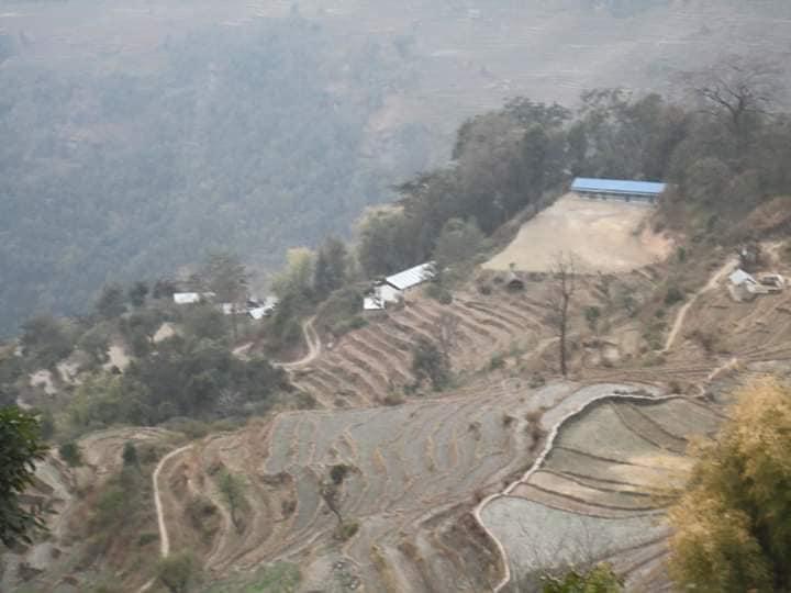 लिङ्देन गाउँ र साम्थाङ् खोला नामाकरण (एक किम्वदन्ती)