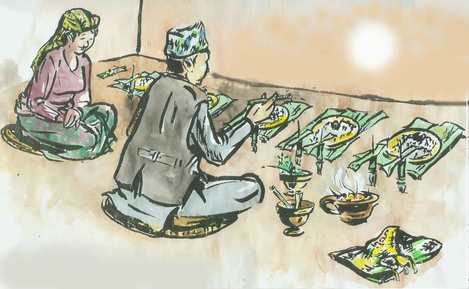 शान्ति र सद्भावको पर्व : उधौली चासोक तङ्नाम